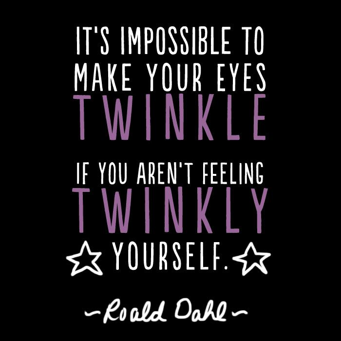 quote by Roald Dahl, from Katherine Lightner's site