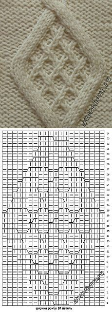 with diamond lattice.