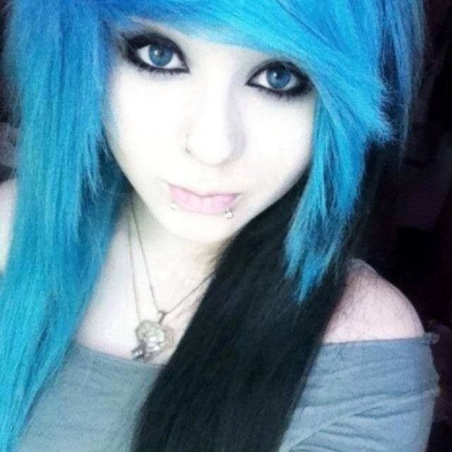 Enjoyable 1000 Images About Emo Hairstyles On Pinterest Scene Hair Her Short Hairstyles Gunalazisus