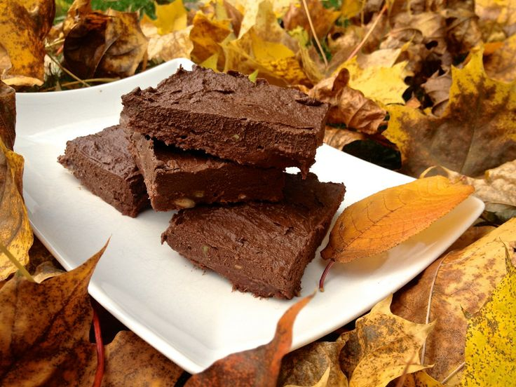 A healthy mud cake - and it's gluten free and vegan! [The Good Morning]