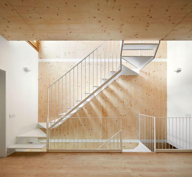Vallribera arquitectes josé hevia · rut house terrassa barcelona spain · divisare