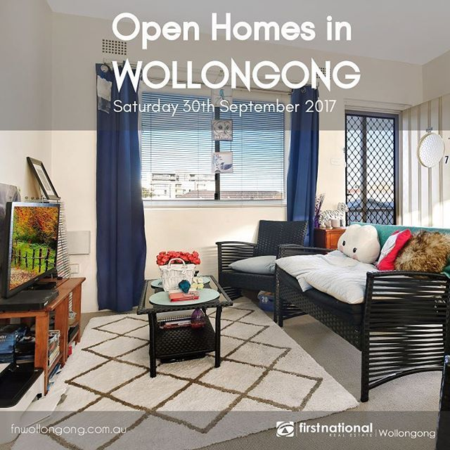 These ready to move into cosy homes are open for viewing tomorrow - Everyone is welcome! 🏚️🏚️ For more info visit: http://ow.ly/XZiT30fvJjB    Open Homes in Wollongong  Saturday 30th September 2017    #IllawarraProperties #WeLoveTheGong #househunting #newhome #firstnationalwollongong #auctions