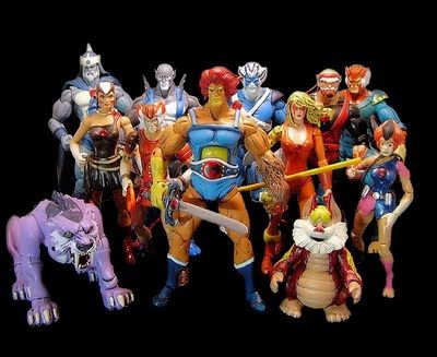 Jual Action Figure: Thundercats