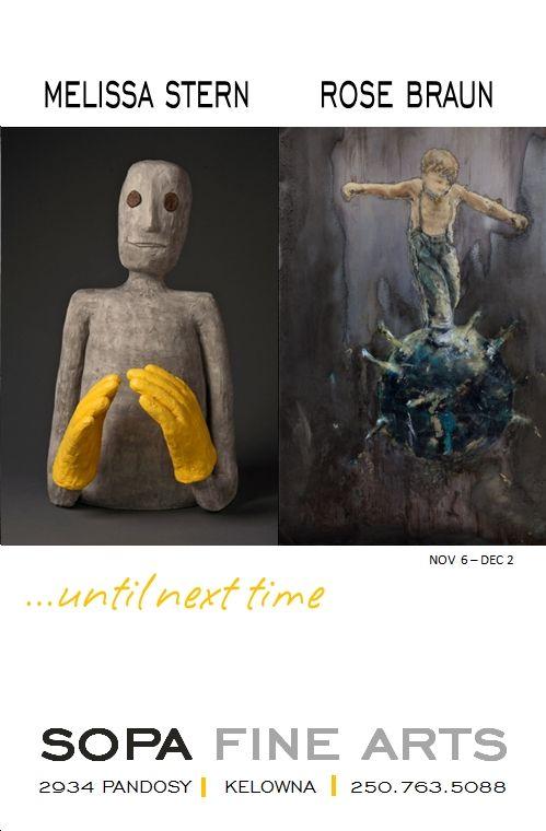 Until Next Time - Melissa Stern + Rose Braun