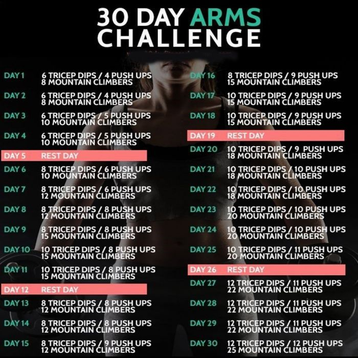 17 Best Images About Body Challenges On Pinterest