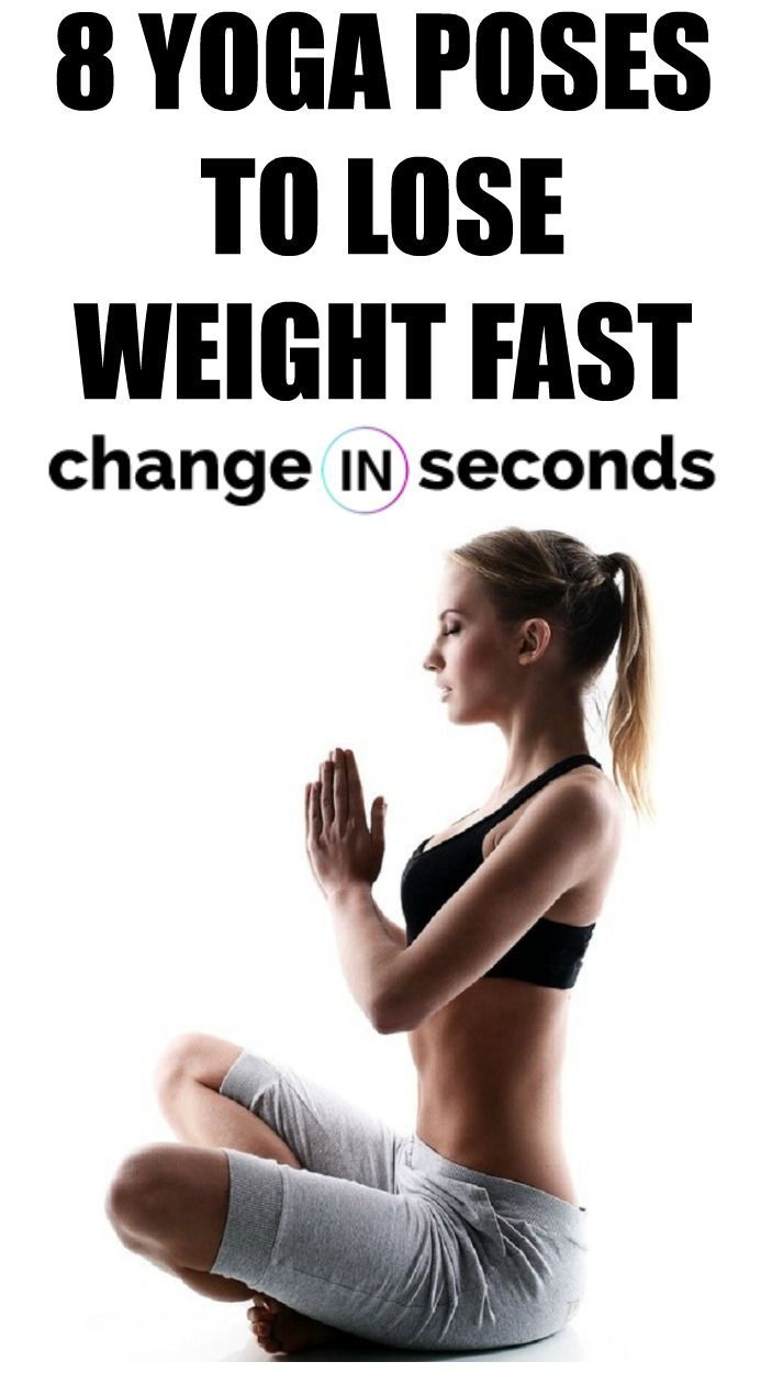 Yoga exercises for weight loss pdf