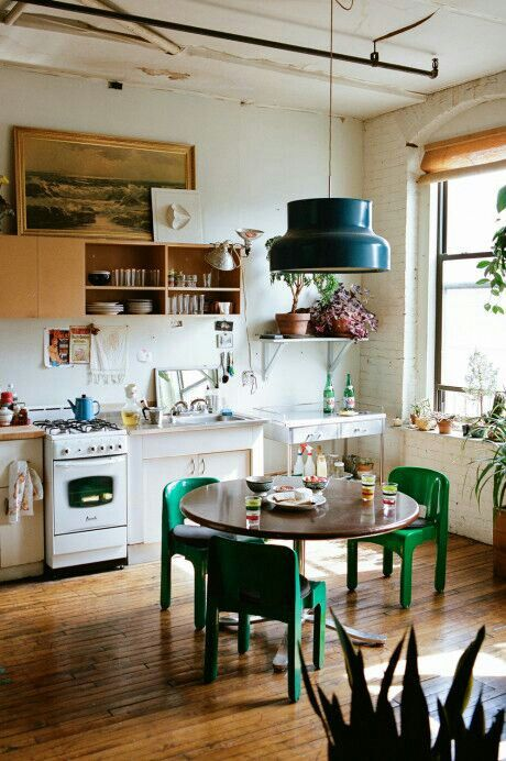 Small Kitchen Space