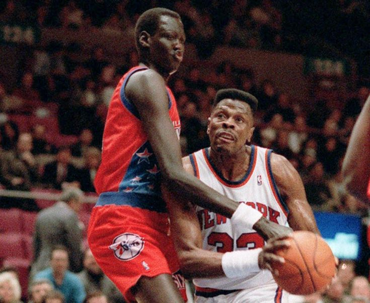 Manute Bol's age was a lie, may have been nearly 50 years old when he played in NBA: report