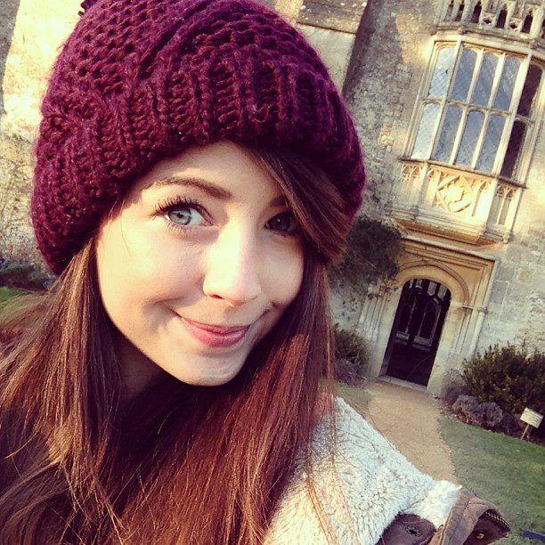 Zoella:) I wish I looked like her so badly!!! ❤️
