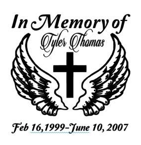 24 best In Loving Memory Decals images on Pinterest