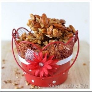 Sweet Nut Clusters Recipe For Your Sweeties