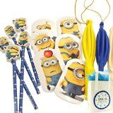 Minions Party Bags, Boys Ready To Fill Party Bag - The Minions Party Bag 1