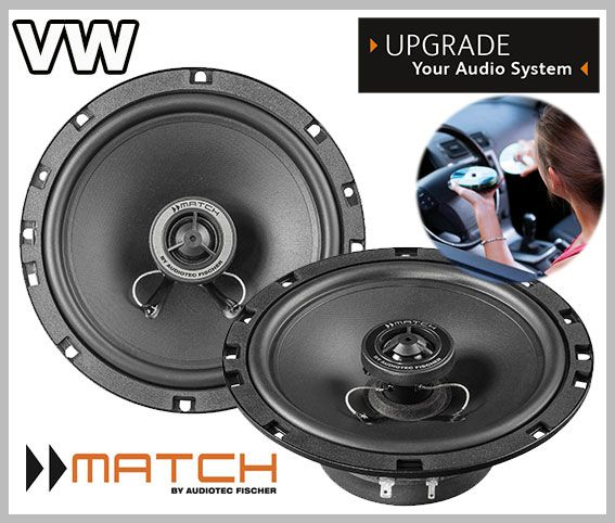 VW New Beetle car speakers front door upgrade kit MS6x http://www.car-hifi-radio-adapter.eu/en/car-speaker/vw/vw-new-beetle-front-door-car-speakers-loudspeaker.html - https://www.pinterest.com/radioadaptereu/feed.rss Car Hifi Radio Adapter.eu VW NEW BEETLE 1996 - 2010 car speakers upgrade kit front doors from Match by Audiotec Fischer Helix Brax