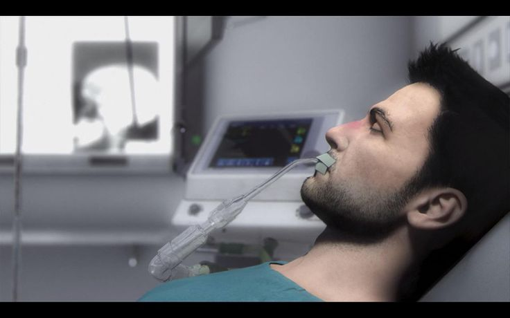 In Driver SF, Tanner in coma in hospital bed. Screenshot by: Sushanta Sharma  #action #adventure #driversanfrancisco #racing #screenshot