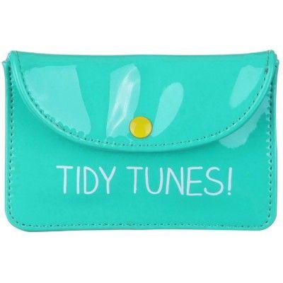 Happy Jackson Tidy Tunes Earphone Case | Temptation Gifts