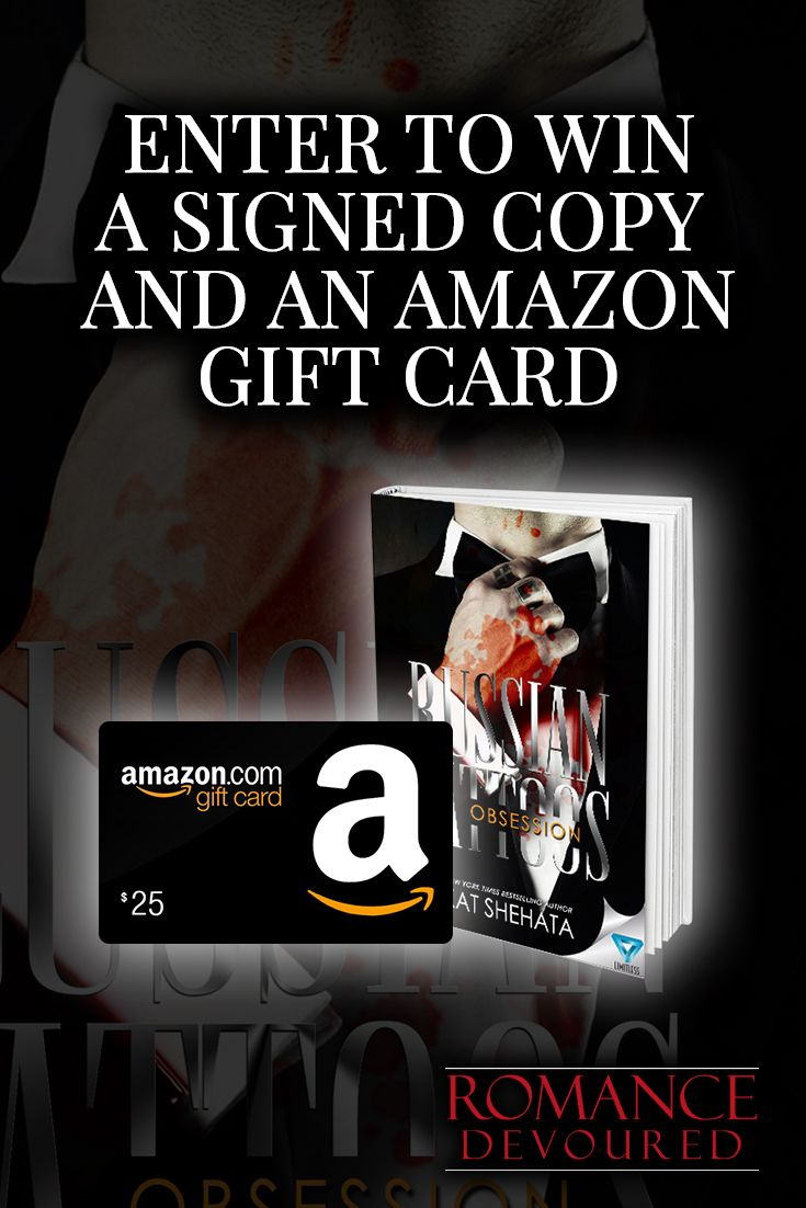 Win a $25 Amazon Gift Card & Signed Copy from Bestselling Author Kat Shehata http://www.romancedevoured.com/giveaways/win-a-25-amazon-gift-card-signed-copy-from-bestselling-author-kat-shehata/?lucky=106195