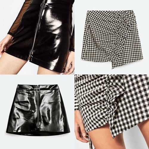 ⚠️Las 2 faldas de #ZARA que están arrasando estampida de minis!  #friendsfluencers #moda #fashion #tendencia #influencers #fashionistas #musthave #skirt #zara #inditex #zaralovers #bloggers #instafashion #fashionaddict