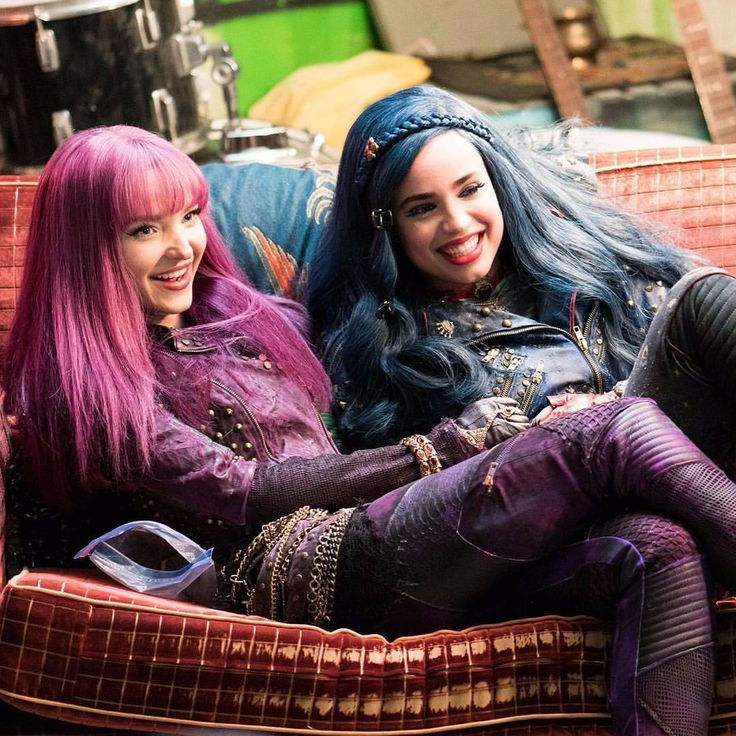 disney's descendants 2 movie - HD 1064×1064