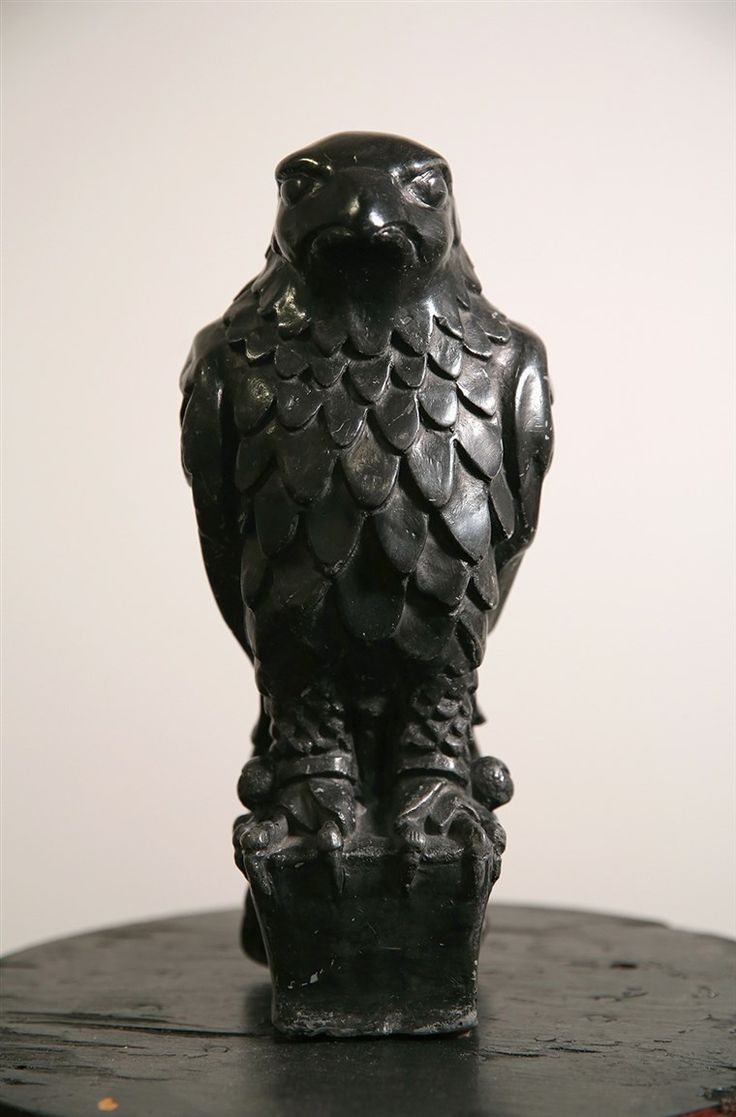 'Maltese Falcon' statue sells for over 4 million at