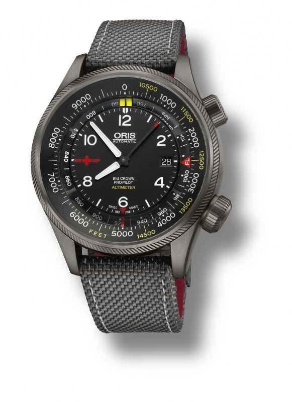 Oris Altimeter Rega Limited Edition » La Revue des montres