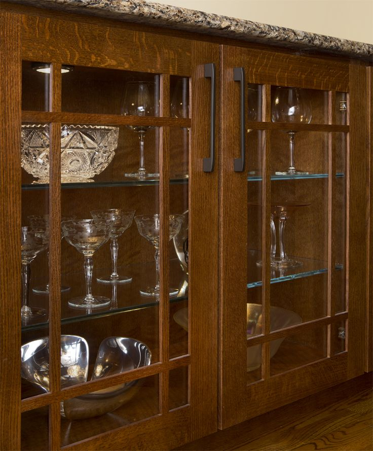 Craftsman Kitchen Oak Cabinets: 99 Best Images About I ♥ CRAFTSMAN STYLE On Pinterest