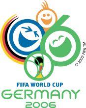 World Cup 2006 - Germany. Mi primer mundial y Cristiano Ronaldo con Portugal nos gano y en cuartos una vez mas Argentina...!