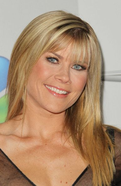 Graceful Alison Sweeney...  Top Class...   In 1988, she appeared on the short-lived ABC sitcom Family Man