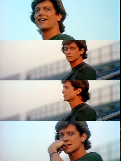 Eric Stoltz in Some Kind of Wonderful - I really loved this movie when I was in high school
