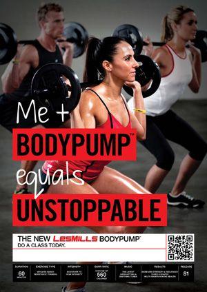 Body Pump 81