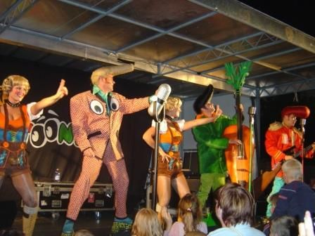 Cartoons koncert i Kolding den 23. september 2005