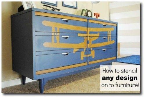 Airplane Dresser