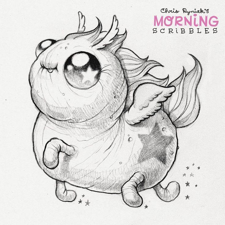 Sparkle Pegasus Magic ✨ #morningscribbles