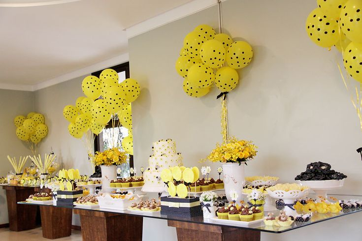Bumble Bee Party from Brazil :: Sweet Customers - The TomKat Studio