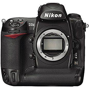 Nikon Digital SLR D3X Body Only: Amazon.fr: Photo & Caméscopes