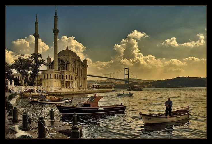 İstanbul (though in my book, it is still Constantinople)