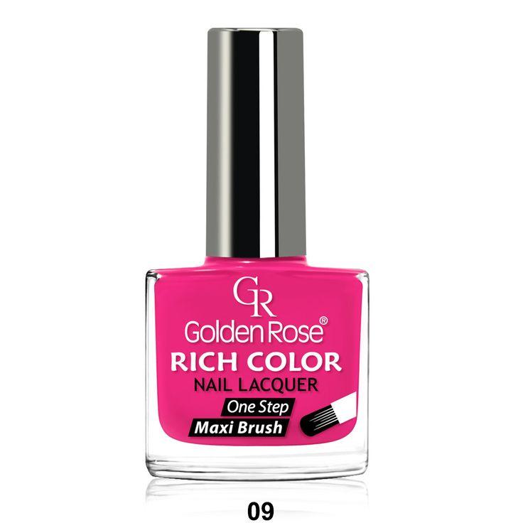 Golden Rose Rich Color nr 09