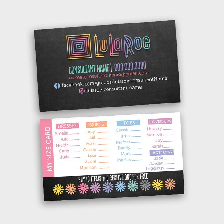 25 best ideas about lularoe business cards on pinterest for Lularoe buisness cards