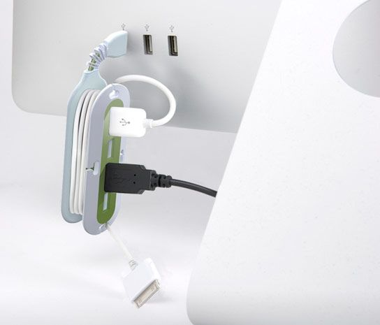 Quirky Contort - 4 port USB hub: Quirky Contorted, 4Port Usb, 4 Port Usb, Quirky Contortion, Contortion Control, Usb Wire Yarns, Contorted Control, Excess Cable, Wire Yarns Problems