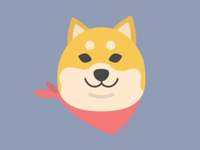 Shiba by Linka Lin: We love to see users' first posts on Dribbble!