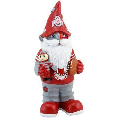 Merveilleux Ohio State Buckeyes Team Mascot Gnome