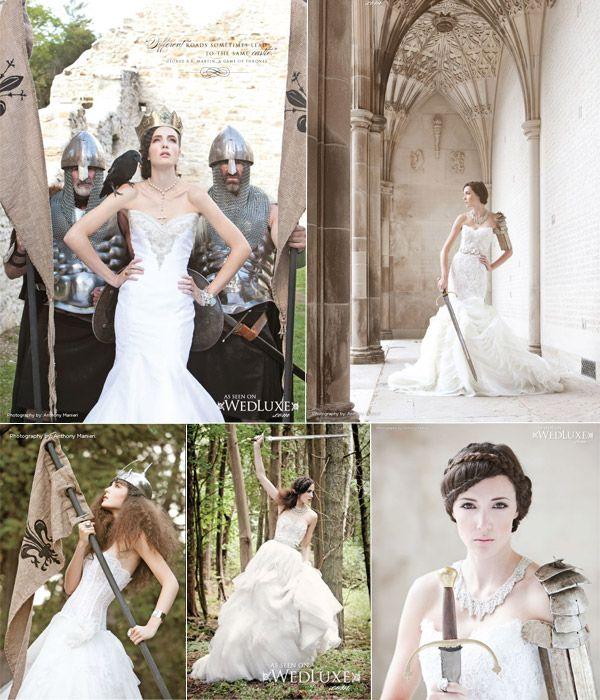 Fantasy Wedding Themes – Game of Thrones