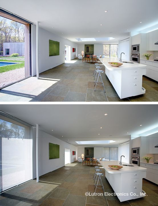 #Lutron shading systems provide precision control of daylight  all at the  touch of a