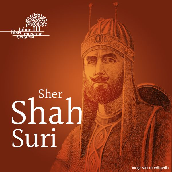 Meet Sher Shah Suri. Sher Shah's incredible list of achievements includes the introduction of a standard-weight silver coin termed rupiya – the first Indian rupee; and development of the postal system in the 16th century. He also extended and renovated a major route Sadak-e-azam to consolidate what later became the Grand Trunk Road. Discover Sher Shah Suri at the Bihar Museum. #ComingSoon #Bihar #Patna #BiharMuseum #Museum