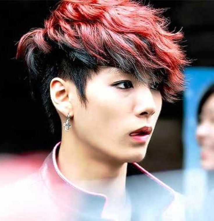 17++ Dying hair styles for guys inspirations