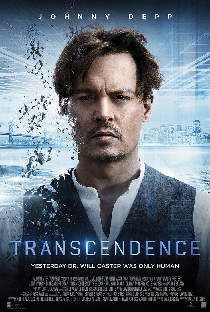 Transcendence A Nova Inteligencia 2014 Filme De Viagem Capas