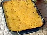 Paula Deen's Rotel cheese grits