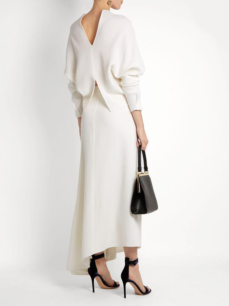 Venice wool-crepe top | Carl Kapp | MATCHESFASHION.COM AU