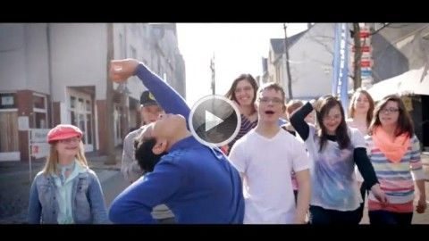 People With Down Syndrome Dance To 'Happy' To Celebrate World Down Syndrome Day     I Love, Love, Love this Celebration!
