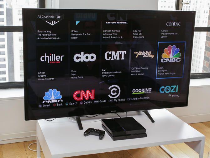 Playstation Vue vs. Sling TV: Streaming live TV compared