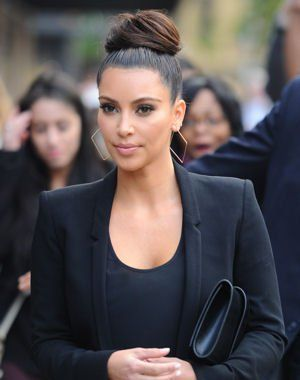 kim kardashian en mai dernier dans les rues de new york.